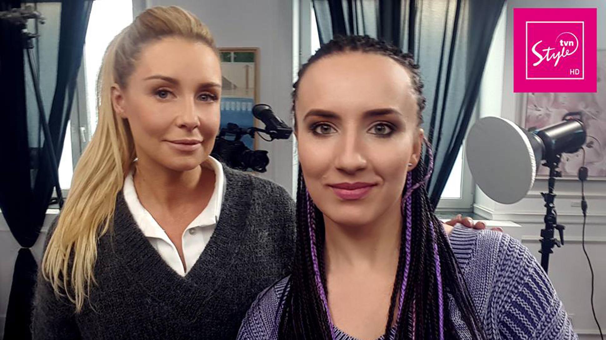Jestem w telewizji – Warsztat urody w TVN Style odc. 1