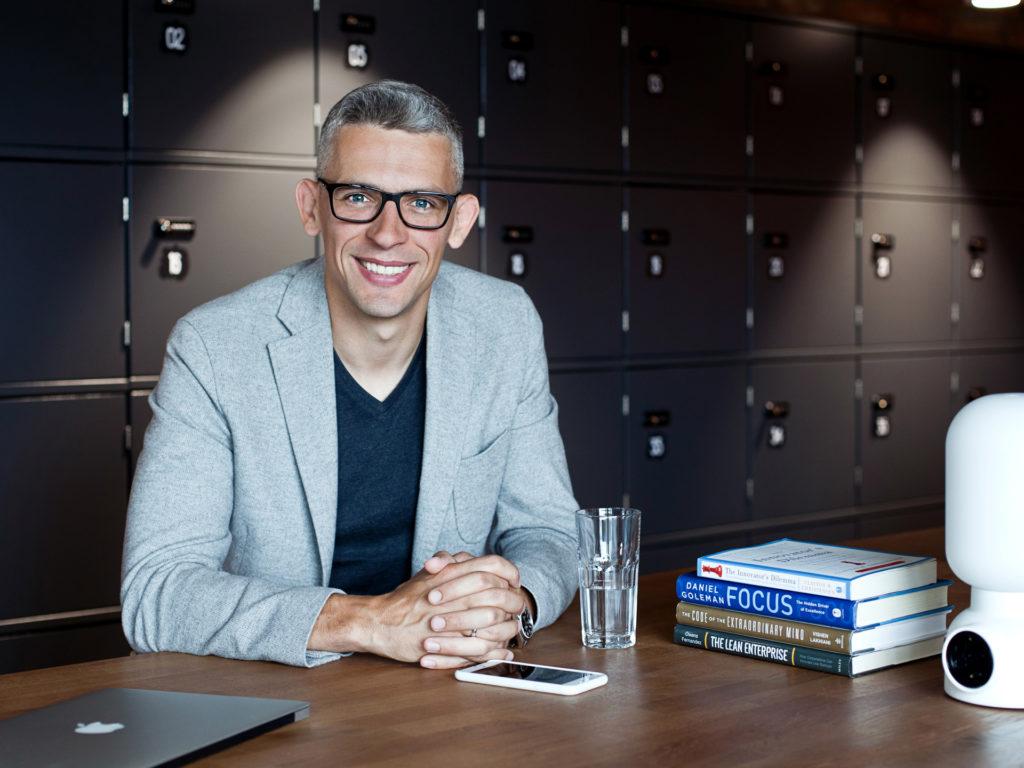 Greg Albrecht – doradca, mówca, inwestor