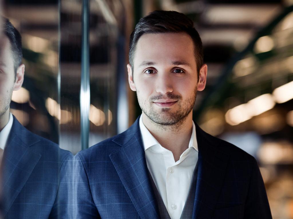 Piotr Smoleń – przedsiębiorca, inwestor