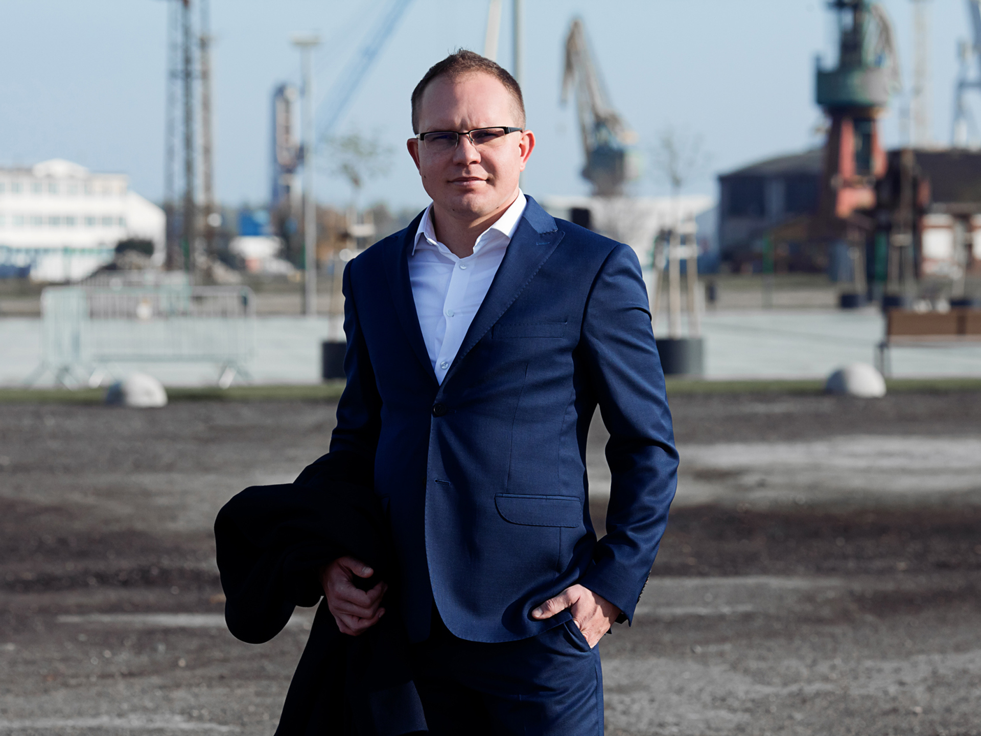 Hubert Marzyński – przedsiębiorca