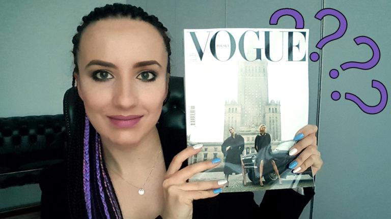 Okładka Vogue Polska – opinia fotografa