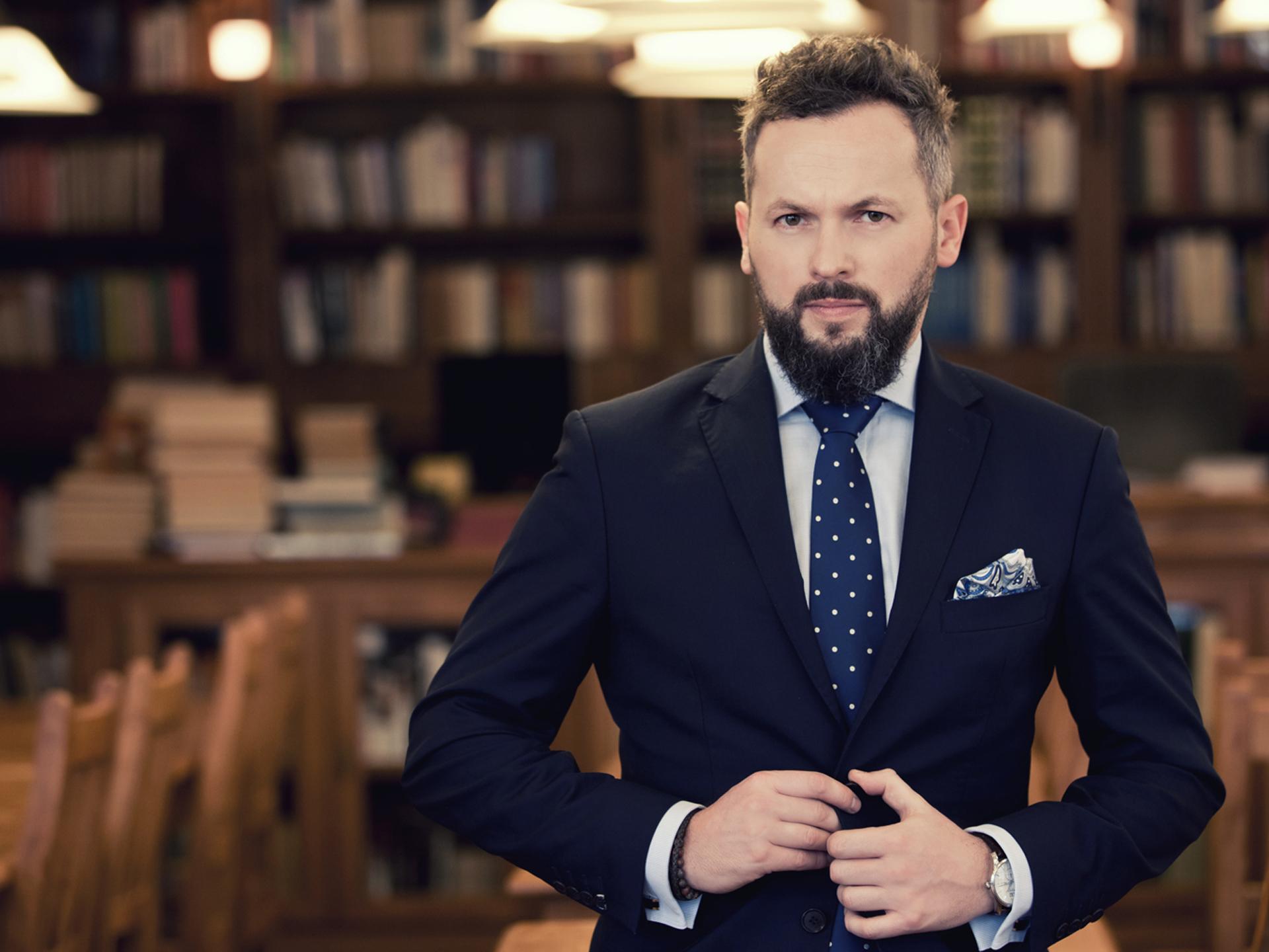 Daniel M. Cetlicer – prawnik