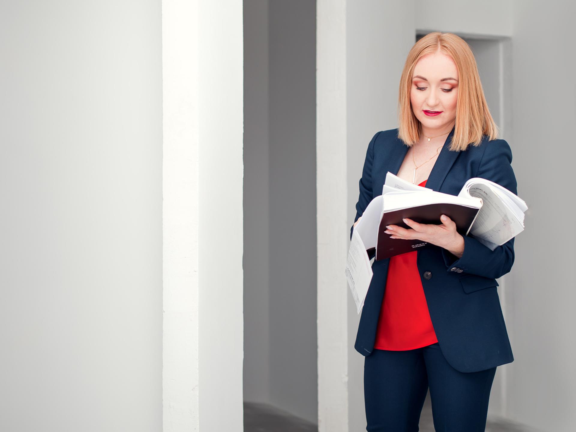 Magdalena Kaliniak – agent nieruchomości