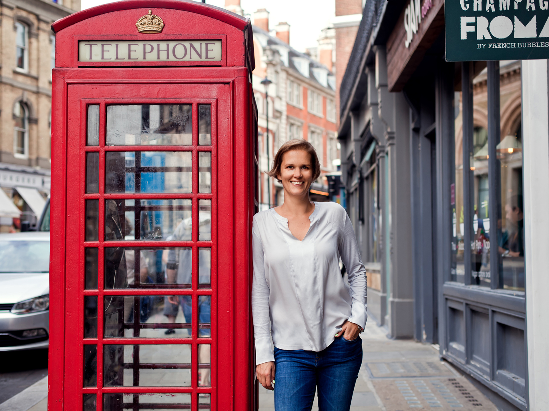 Julia Kołodko – Londyn