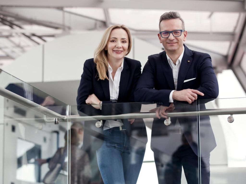 Żaneta i Paweł Ott – managers