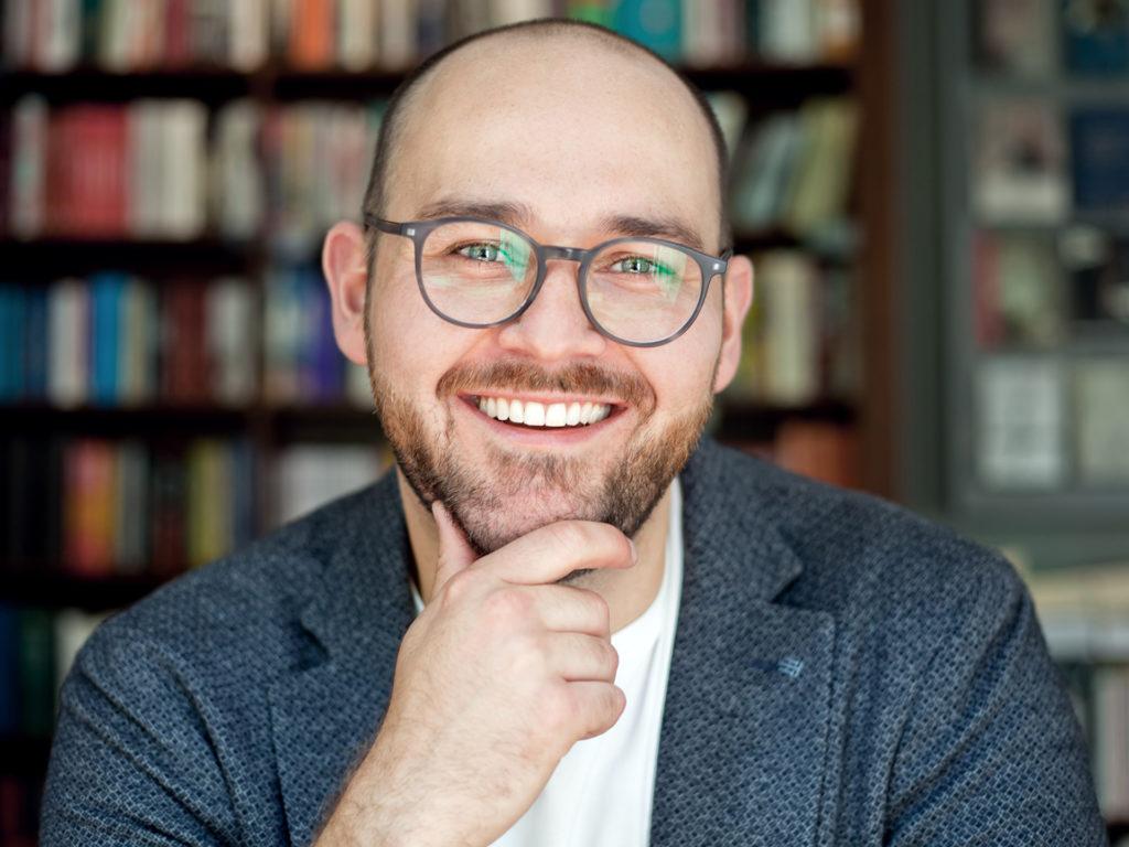 Piotr Zieliński – dziennikarz