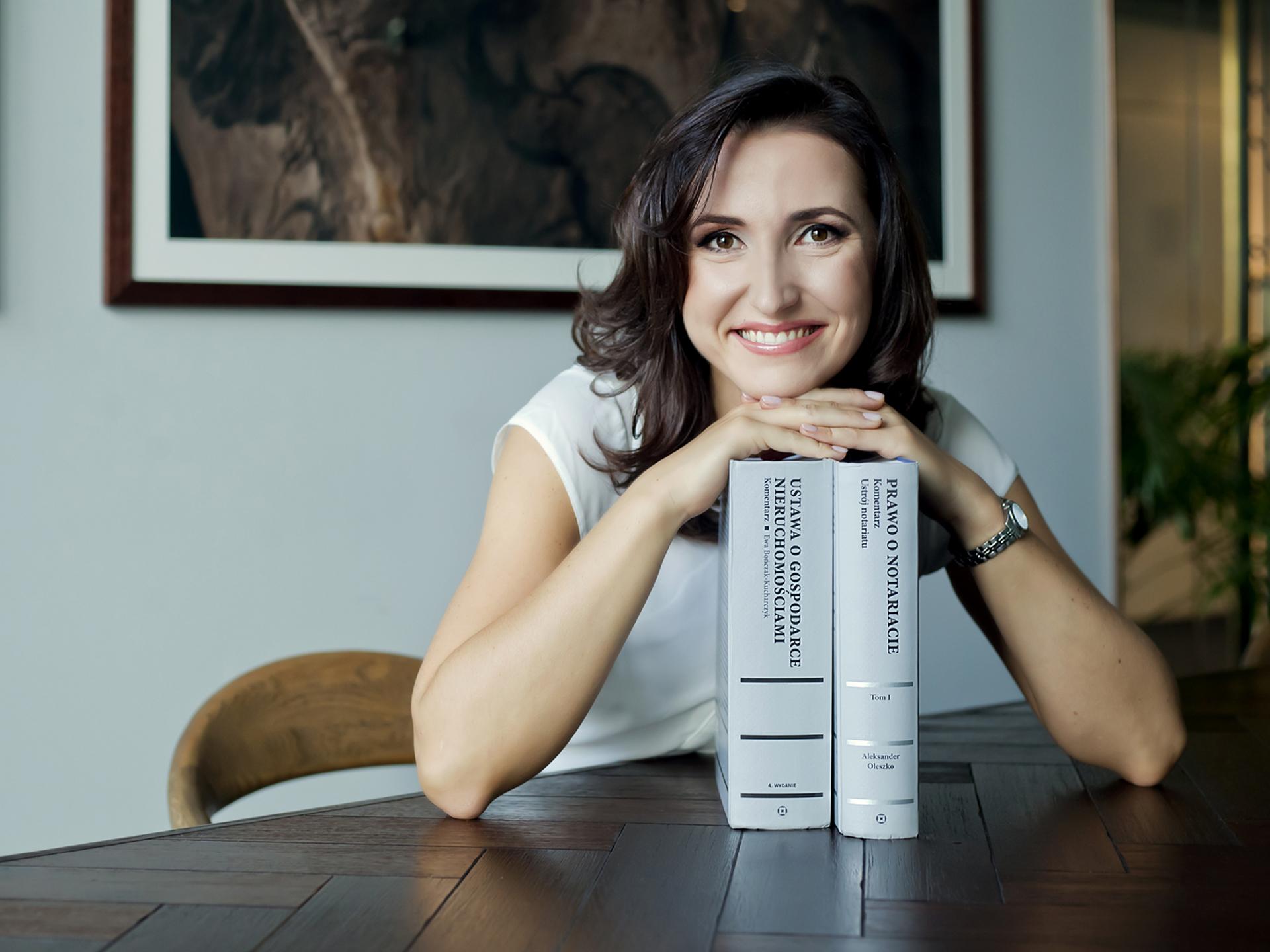 Joanna Krasocka – notariusz